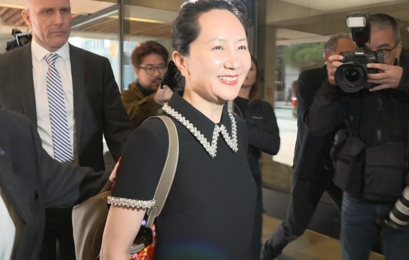 Người theo sát bà Mạnh Vãn Châu được cả Mỹ, Canada và TQ thuê - ảnh 1