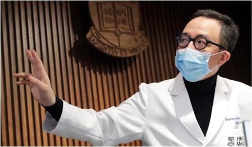 Chuyên gia y tế Hong Kong kêu gọi siết chặt kiểm soát dịch cúm - ảnh 1
