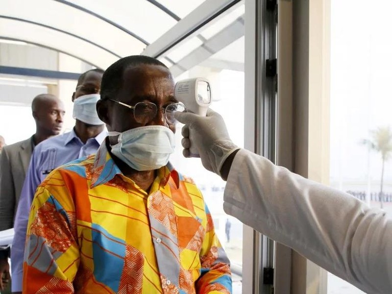 Châu Phi phát hiện người nghi nhiễm virus corona - ảnh 1