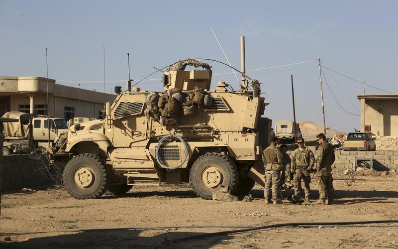 Mỹ chấm dứt chuyển giao vũ khí cho Iraq  - ảnh 1