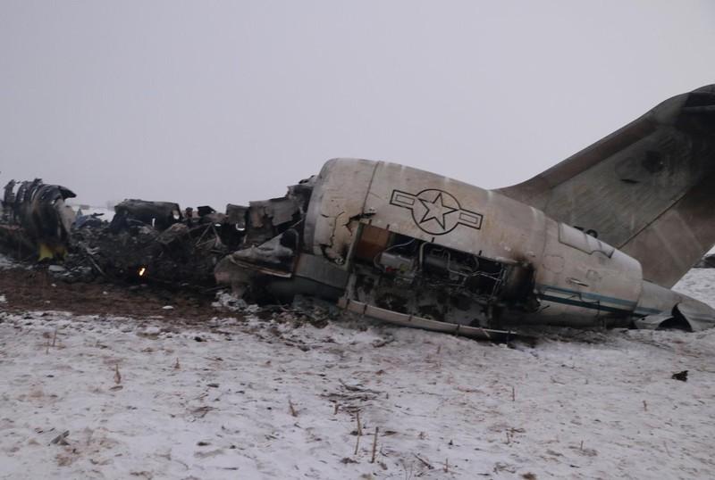 Vụ máy bay Mỹ rơi ở Afghanistan: Washington lên tiếng  - ảnh 1