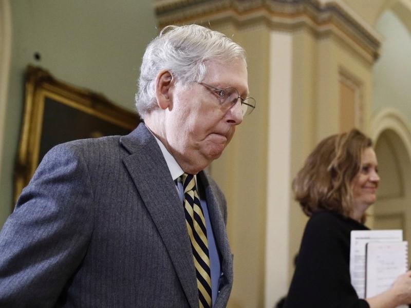Thượng viện Mỹ chưa bác bỏ yêu cầu triệu tập nhân chứng mới - ảnh 1