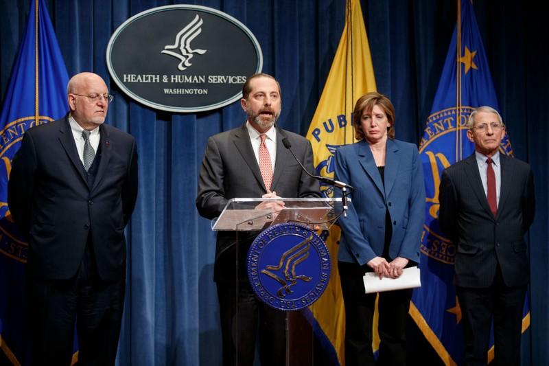Mỹ khuyến cáo công dân không đến Trung Quốc vì virus corona - ảnh 1