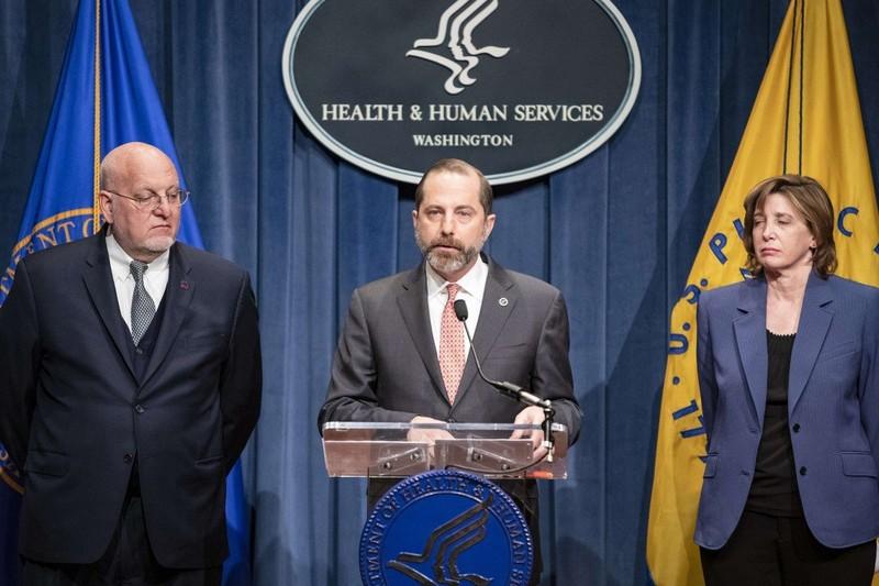 Mỹ muốn hỗ trợ Trung Quốc giải quyết virus corona - ảnh 1