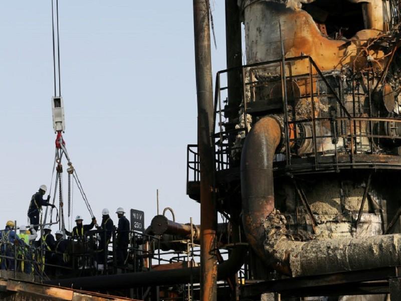 Houthi tấn công cơ sở lọc dầu cùng nhiều mục tiêu Saudi Arabia - ảnh 1