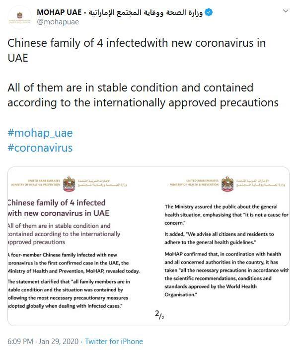 Virus Corona Vũ Hán: WHO xem xét ban bố báo động toàn cầu - ảnh 2