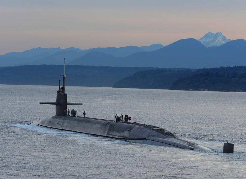 5 tàu ngầm có thể 'hủy diệt thế giới trong vòng 30 phút' - ảnh 1