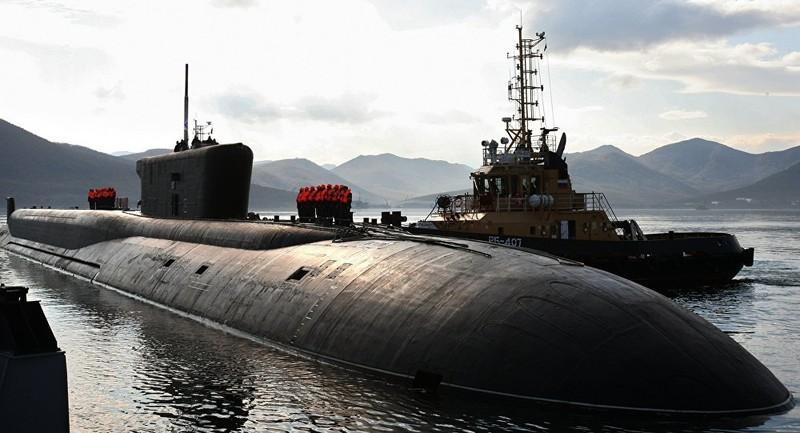 5 tàu ngầm có thể 'hủy diệt thế giới trong vòng 30 phút' - ảnh 2