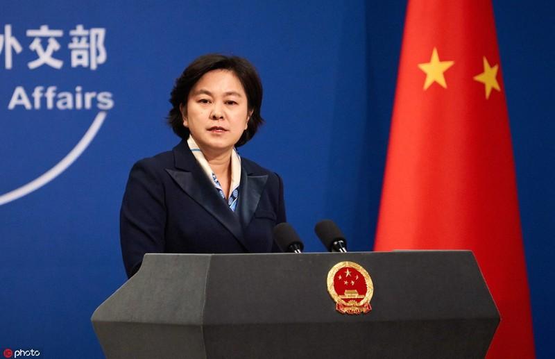 Trung Quốc: Mỹ chẳng giúp gì ngoài 'gieo rắc sợ hãi' về Corona - ảnh 1