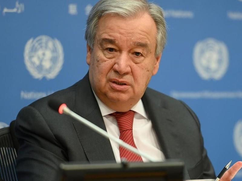 Ông Guterres: Tình hình Libya là 'vụ bê bối' của các nước lớn - ảnh 1