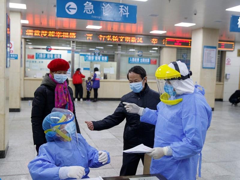 Bác sĩ Vũ Hán: Thai phụ nhiễm virus Corona có thể lây sang con - ảnh 1