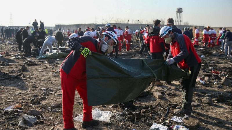 Canada đòi Iran bồi thường 1 tỉ USD vụ bắn rơi máy bay Ukraine - ảnh 1