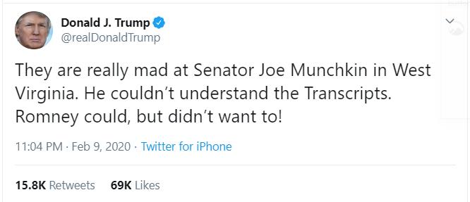 2 nghị sĩ bị ông Trump chỉ trích vì bỏ phiếu bất lợi cho ông - ảnh 1