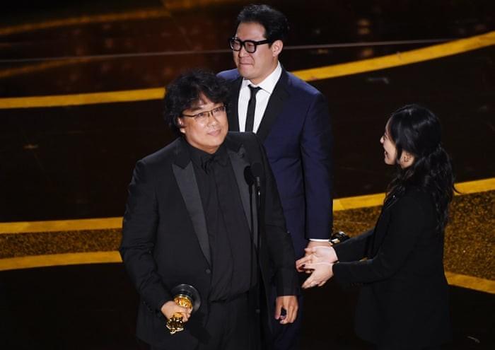 Oscar 2020: 'Ký sinh trùng' lại thắng - ảnh 2