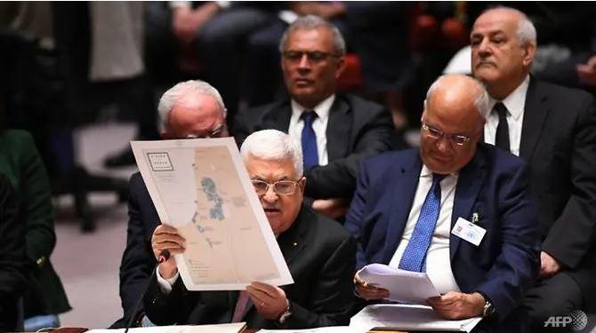 Ông Abbas: 'Kế hoạch hòa bình của ông Trump không thể tồn tại' - ảnh 1