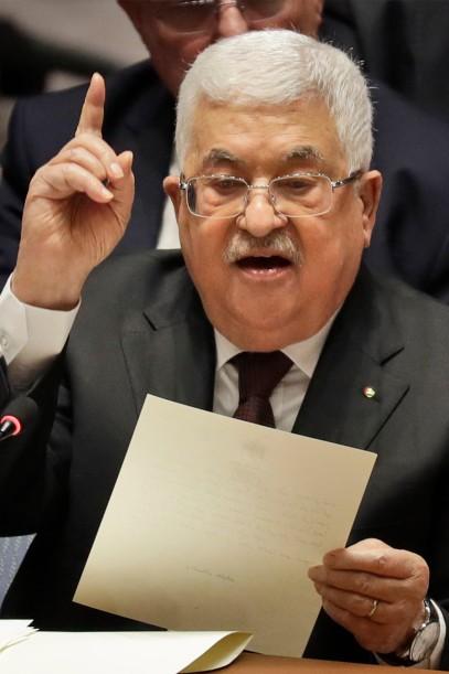 Ông Abbas: 'Kế hoạch hòa bình của ông Trump không thể tồn tại' - ảnh 2