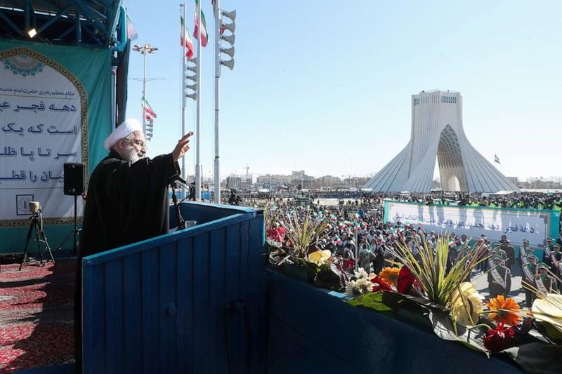 Ông Rouhani: 'Mỹ luôn khao khát trở lại Iran hơn 41 năm nay' - ảnh 1