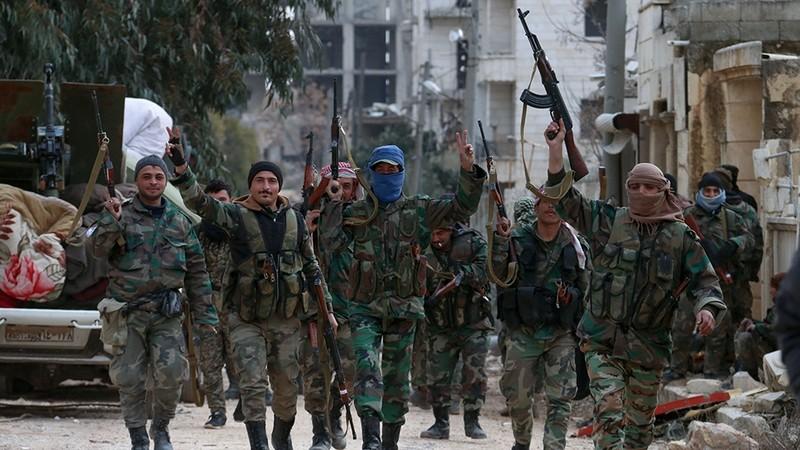 Lực lượng chính phủ Syria tăng cường tấn công kiểm soát Aleppo - ảnh 1