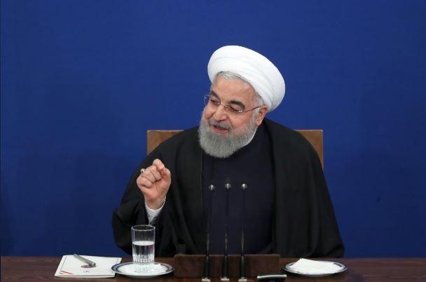 Tổng thống Rouhani: 'Iran sẽ không bao giờ đàm phán với Mỹ' - ảnh 1