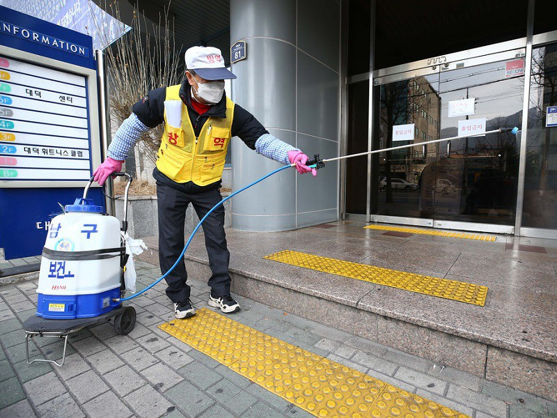 'Siêu lây nhiễm' COVID-19 mới ở Hàn Quốc vì từ chối xét nghiệm - ảnh 2
