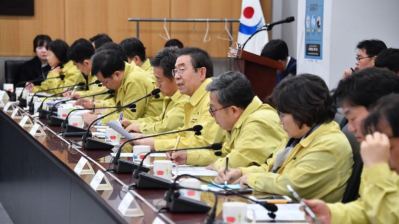 Seoul đóng cửa các nhà thờ Shincheonji chặn dịch COVID-19 - ảnh 2