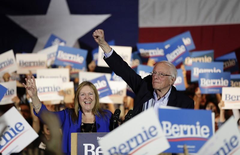 Ông Sanders tiếp tục thắng lớn ở bầu cử sơ bộ bang Nevada - ảnh 1