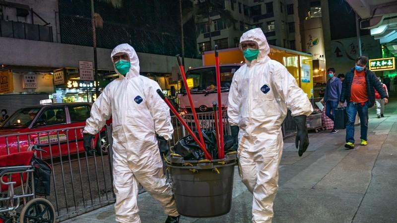 COVID-19: Hong Kong ra lệnh cấm công dân Hàn Quốc nhập cảnh  - ảnh 1