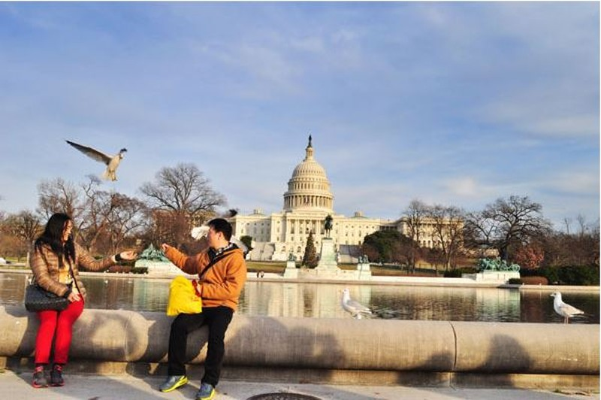 Trung Quốc ra cảnh báo du lịch, đáp trả Mỹ phản ứng thái quá - ảnh 2