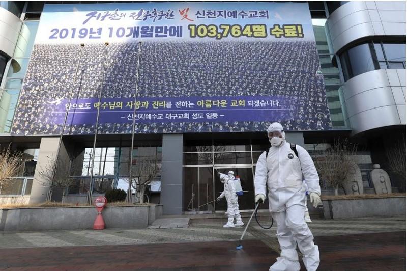 Trung Quốc ra quân điều tra tín đồ giáo phái Tân Thiên Địa - ảnh 1