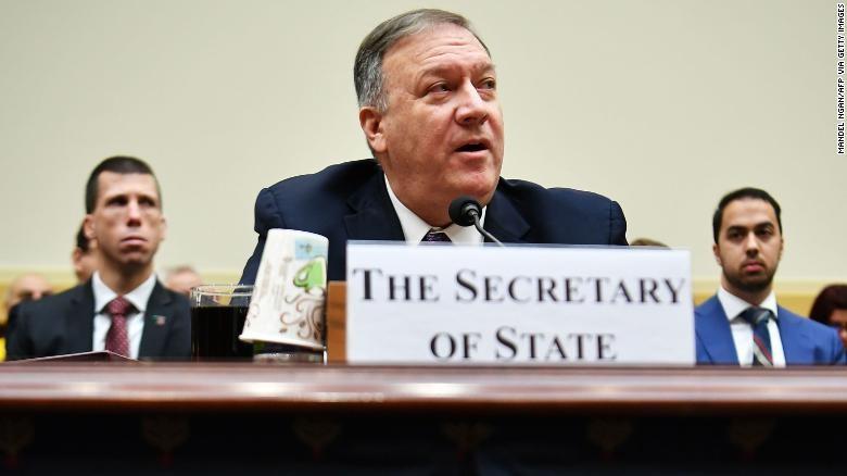 Ngoại trưởng Pompeo: Mỹ sẽ hỗ trợ Iran chống dịch COVID-19 - ảnh 1