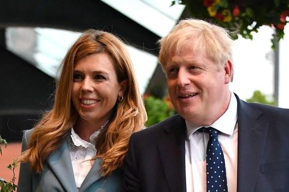 Thủ tướng Anh và bạn gái cùng trông mong đứa con sắp chào đời - ảnh 2