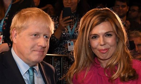 Thủ tướng Anh và bạn gái cùng trông mong đứa con sắp chào đời - ảnh 1