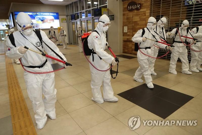 Hàn Quốc kêu gọi Triều Tiên, Nhật Bản hợp tác chống COVID-19 - ảnh 2