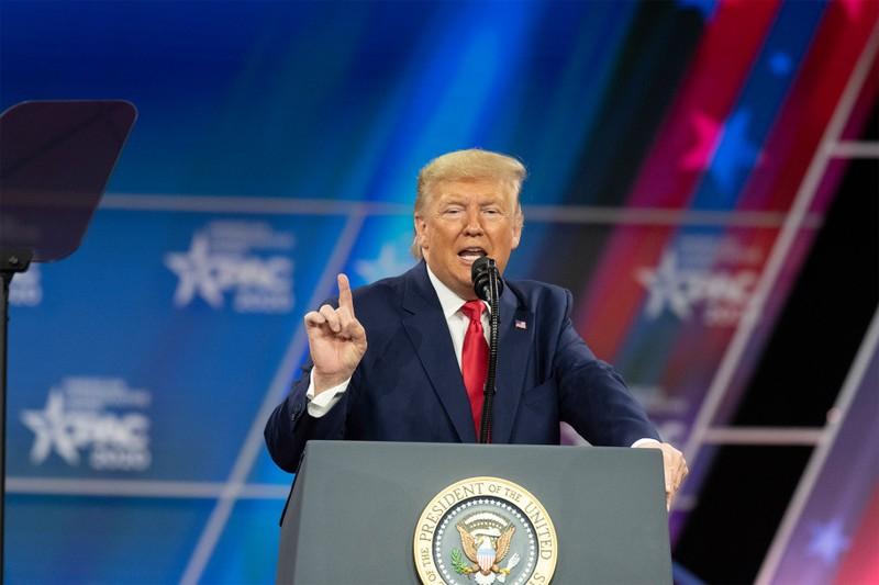 Ông Trump: 'Mỹ sẵn sàng giúp chống COVID-19 nếu Iran yêu cầu' - ảnh 1