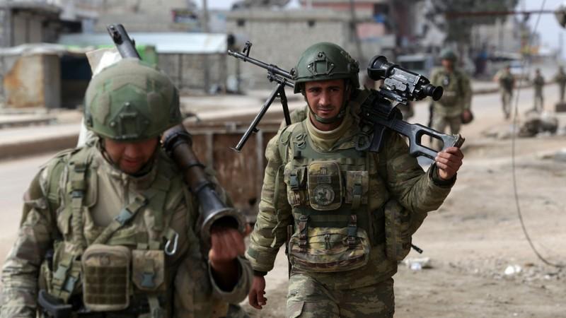 Thổ Nhĩ Kỳ mở chiến dịch Lá chắn mùa xuân đánh Idlib - ảnh 1