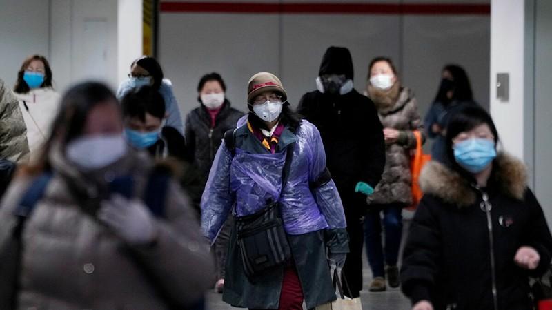 Trung Quốc sẽ 'kiểm soát cơ bản' dịch COVID-19 cuối tháng 4?  - ảnh 1
