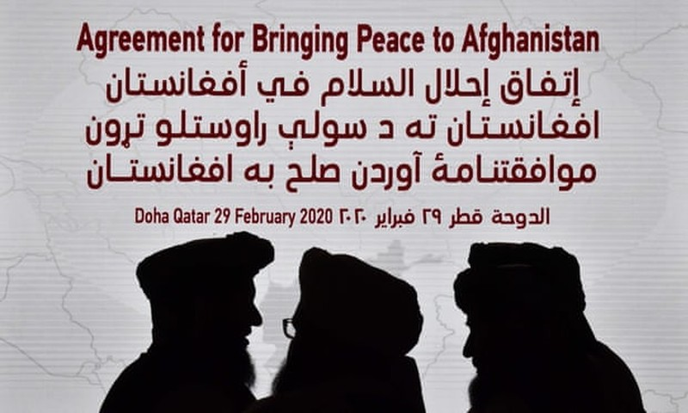 Taliban tuyên bố ngừng hòa ước, bạo lực bùng phát tại Afghan - ảnh 1