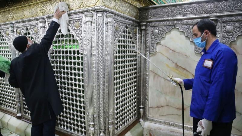 Cập nhật COVID-19 Iran: 77 ca tử vong, thêm lãnh đạo bị virus - ảnh 1