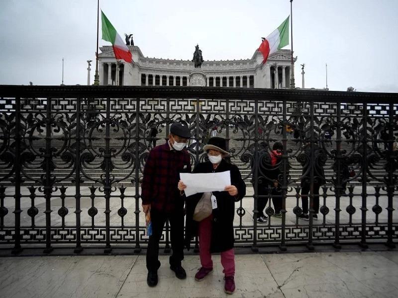 Cập nhật COVID-19 Ý: 79 người chết, tỉ lệ tử vong vượt Iran - ảnh 1