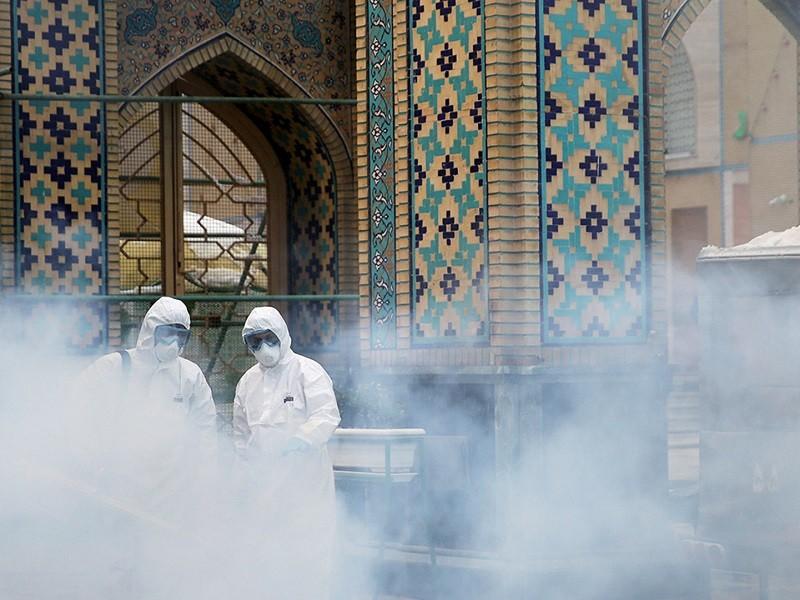 Cập nhật COVID-19 Iran: 92 ca chết, cấm quan chức xuất ngoại - ảnh 1