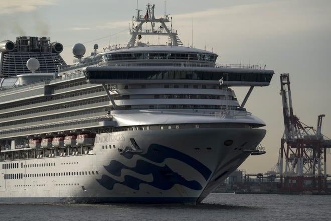 Cập nhật COVID-19 Mỹ:California cấm tàu chở 2.500 người vô bến - ảnh 2