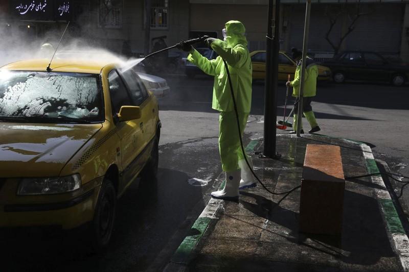 Cập nhật COVID-19 Iran: 8% nghị sĩ nhiễm, 124 người chết  - ảnh 1