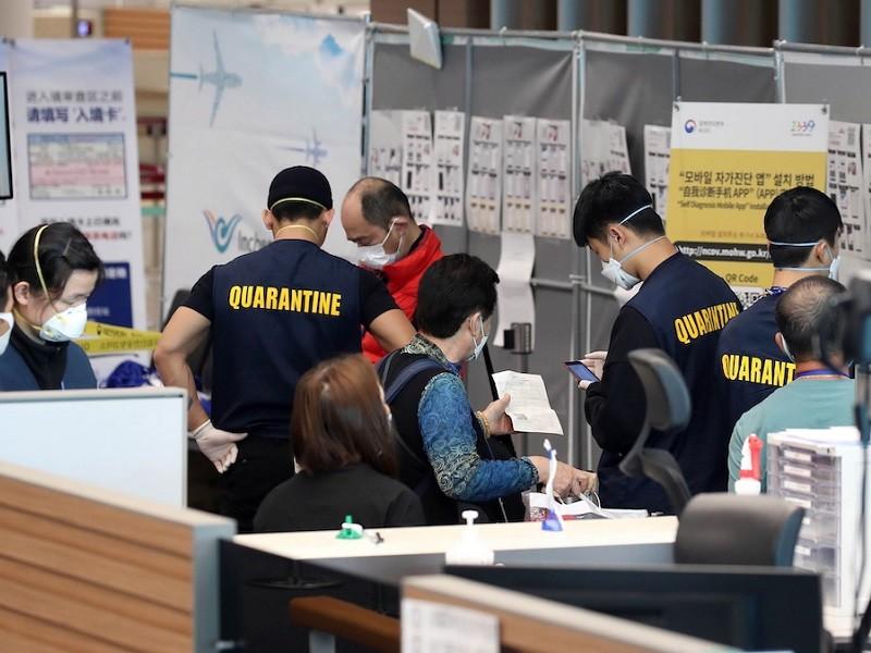 COVID-19 Hàn Quốc: Vẫn có ca chết, nhiễm giảm thấp nhất 2 tuần - ảnh 1