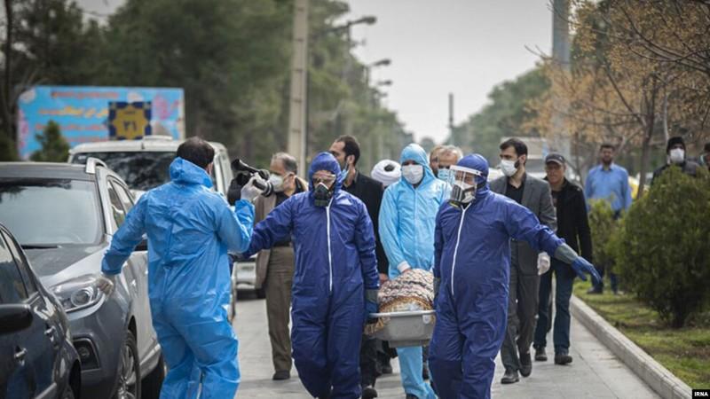 COVID-19 Iran: Chết, nhiễm tăng vọt, các địa phương sốt ruột - ảnh 1