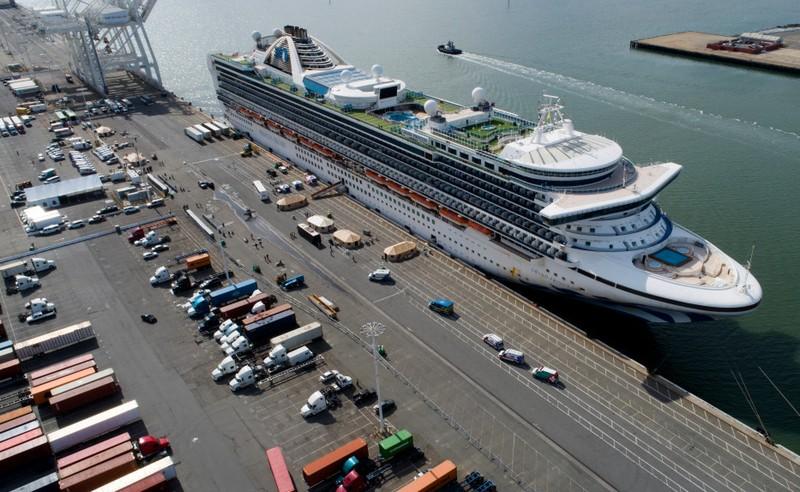 Khách kiện chủ tàu ở California, đòi 1 triệu USD vì COVID-19 - ảnh 2