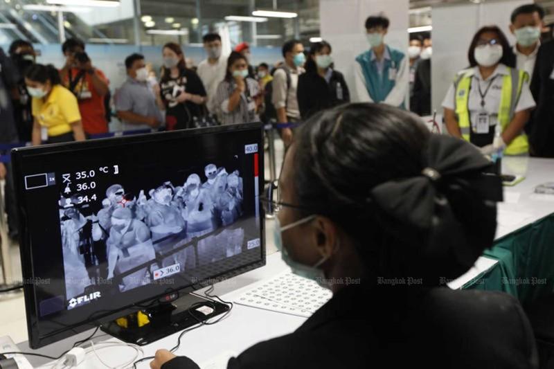 Thái Lan: Nhân viên xuất nhập cảnh nhiễm COVID-19 - ảnh 1