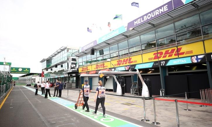 Chặng đua F1 tại Úc bị hủy do lo ngại dịch COVID-19 - ảnh 1