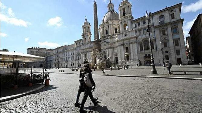 COVID-19 Ý: Số người chết đã hơn ngưỡng 1.000 - ảnh 3