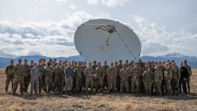 Lực lượng Không gian Mỹ hé lộ hệ thống tấn công đầu tiên  - ảnh 1
