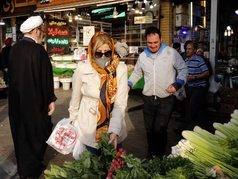 Số ca chết tăng cao kỷ lục, Iran xét nghiệm COVID-19 toàn dân - ảnh 1